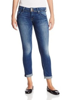 Hudson Jeans Women's Kylie Rolled Crop Jean In Revival