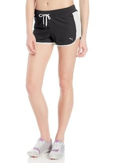 PUMA Women's 3 Inch Knit Short