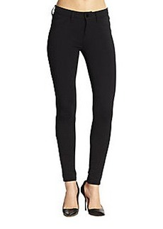 J Brand Python Jacquard Super Skinny Scuba Jeans