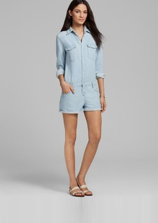 Joe's Jeans Romper - Sun Faded
