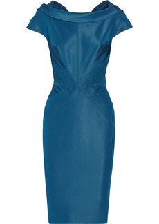 Zac Posen Faille dress