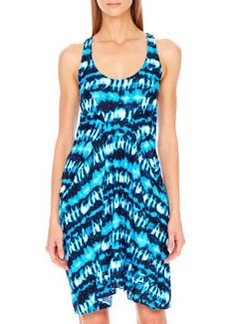 Torino Tie-Dye Coverup Dress   Torino Tie-Dye Coverup Dress