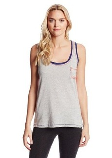 Tommy Hilfiger Women's Scoop Neck Contrast Sleep Tank