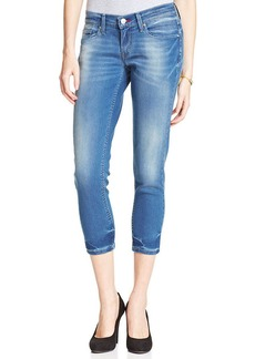 Levi's® Juniors' 524 Cropped Skinny Jeans