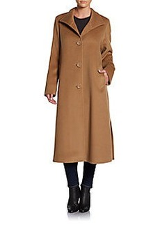 Cinzia Rocca DUE Long Wool Coat