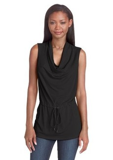 Calvin Klein Women's Sleevless Cowl Tunic