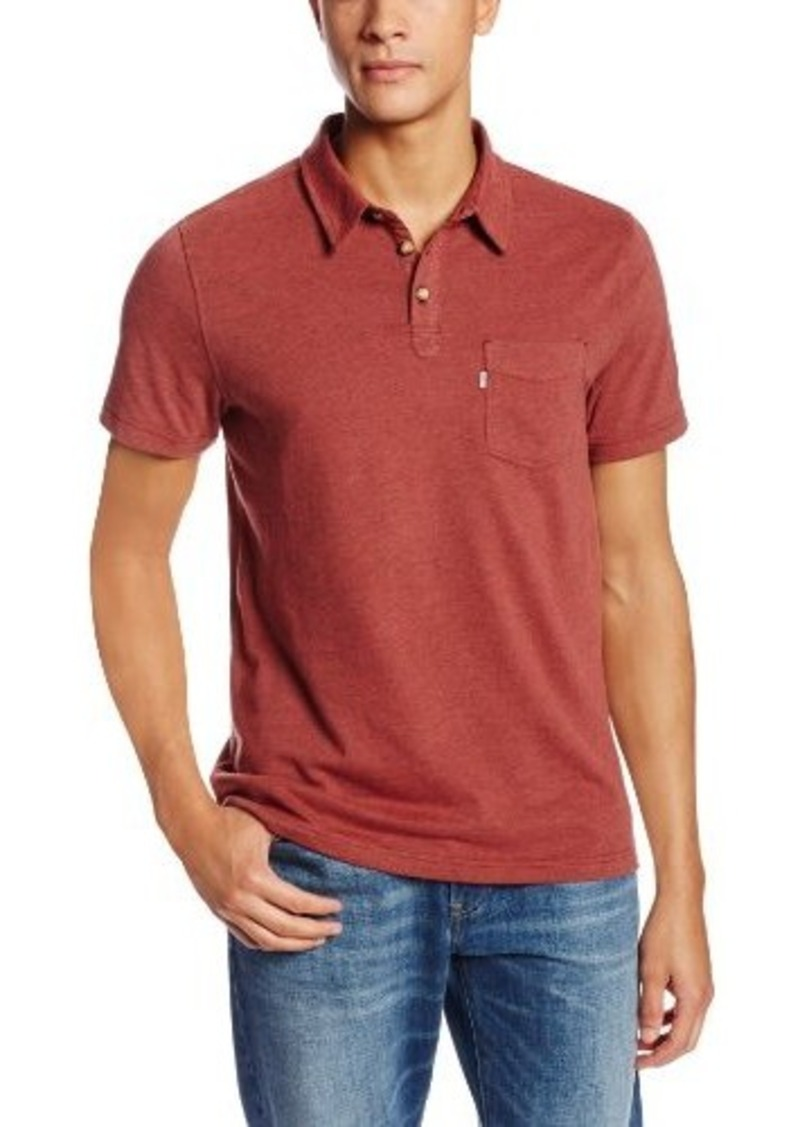 Levi 39 s levi 39 s men 39 s brolli pocket polo casual shirts for Men polo shirts on sale
