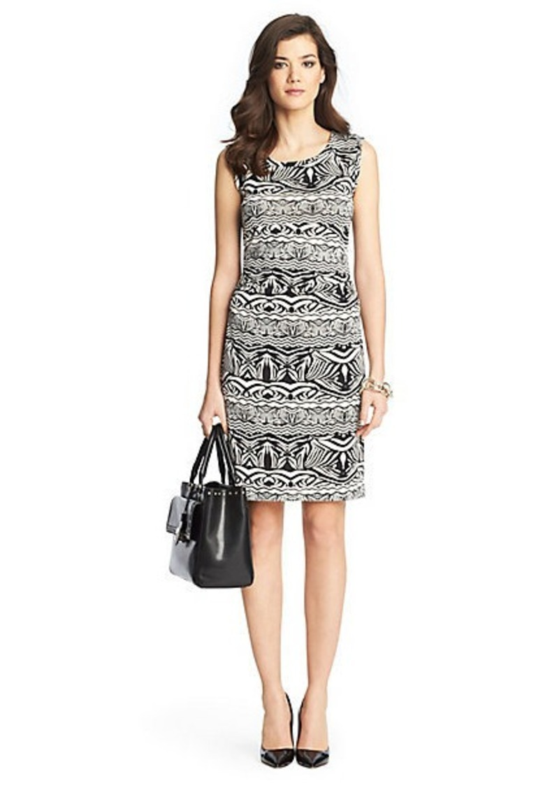 Selene Ruched Silk Jersey Dress