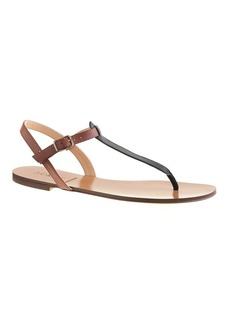 Tabbie colorblock sandals
