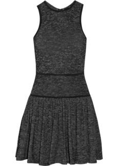 Tibi Stretch-knit mini dress