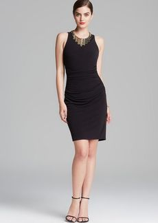 Laundry by Shelli Segal Dress - Sleeveless Necklace Sheath