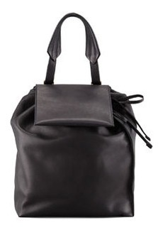 Faux-Pack Backpack, Black   Faux-Pack Backpack, Black