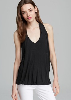 Ella Moss Tank - Icon Knotted Back
