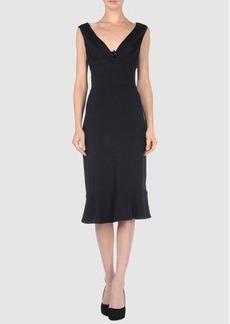 ST. JOHN - 3/4 length dress