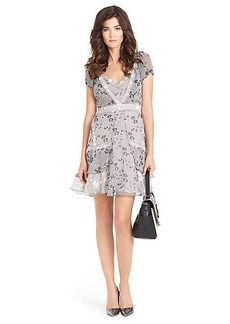 Heidi Printed Chiffon Dress