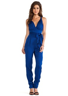 Catherine Malandrino Ema Jumpsuit in Blue