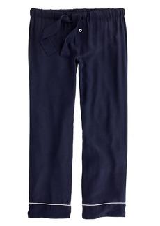 Collection silk pajama pant