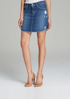 James Jeans Skirt - Daisy Cutoff
