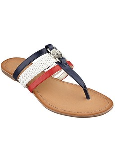 Tommy Hilfiger Women's Liz Thong Sandals