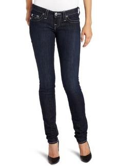True Religion Women's Stella Skinny Fit Leg Jean Lonestar