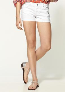 7 For All Mankind Roll-Up Short