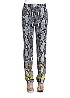 Diane von Furstenberg Benett Silk Pants