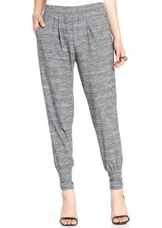 XOXO Space-Dye Harem Pants