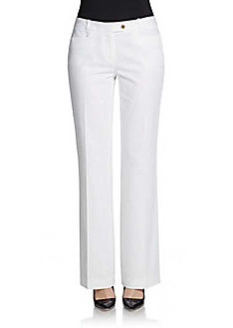 Calvin Klein Modern-Fit Stretch Cotton Pants