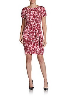 Diane von Furstenberg Leron Printed Dress