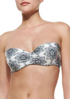 Ella Moss Swim Moselle Underwire Bandeau Bikini Top