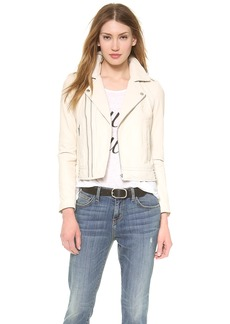 Joie Caldine Leather Jacket