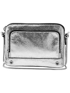 MILLY Rivington Metallic Smart Phone Mini Bag