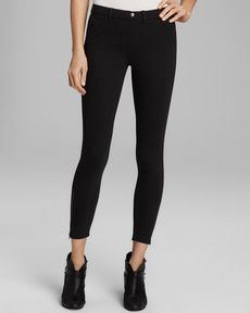 HUE Zip Skimmer Leggings