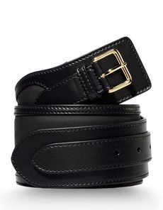 EMILIO PUCCI Solid color Buckle Leather lining not made of fur