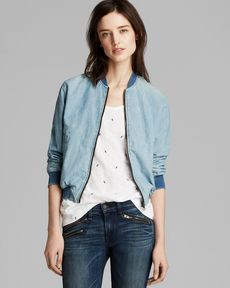 rag & bone/JEAN Jacket - Moonshine