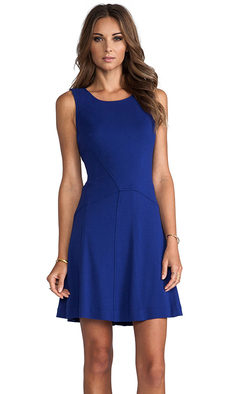 Trina Turk Windflower Dress in Blue