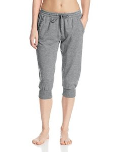 Kensie Women's Next Wave Crop Pajama Bottom