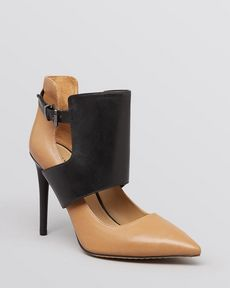 Kenneth Cole Pointed Toe Pumps - Bon-Net High Heel