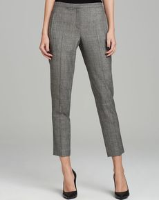 Theory Pants - Fia Cropped