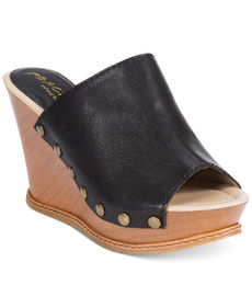 Kenneth Cole Reaction Women's Swelling Platform Sandals