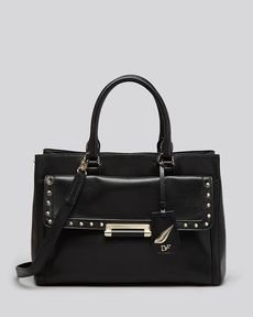 DIANE von FURSTENBERG Tote - 440 Small Faceted Studded