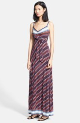 Tracy Reese Print Maxi Dress