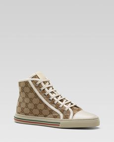 Gucci California High-Top Sneaker