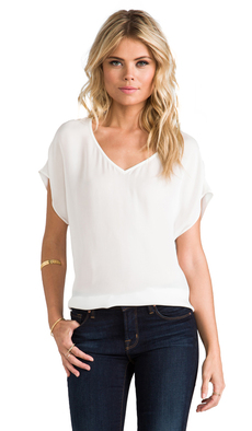 Joie Glenna Top in White