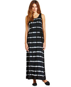 kensie Tie-Dye Maxi Dress