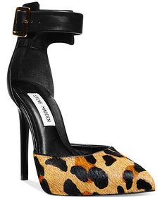 Steve Madden Flshback Two Piece Pumps