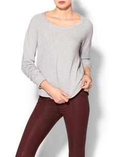 Splendid Soft Melange French Terry Sweatshirt
