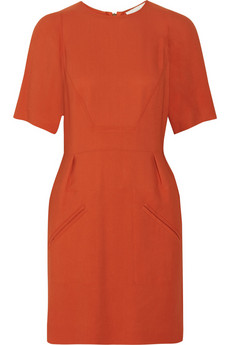 Stella McCartney Elia crepe mini dress