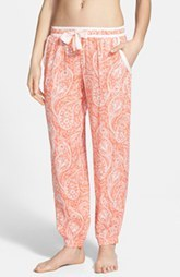 kensie 'Kitsch Cute' Print Pants