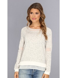 French Connection Speckled Sweatshirt 77BAE
